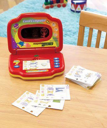 My First Quiz Kid Computer: Kids Computers, 56 Card, Quizes Kids, Kiddo Gifts