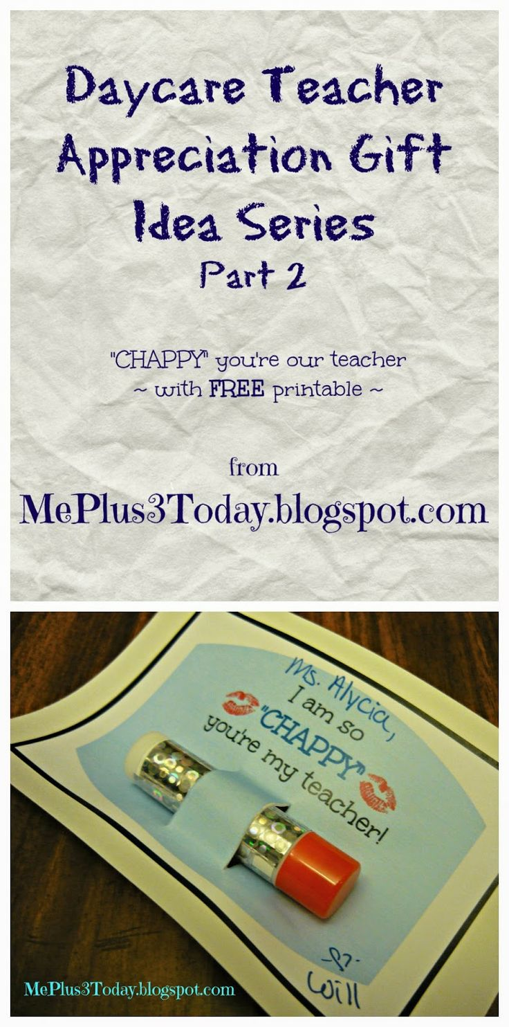 Best 25 Daycare teacher gifts ideas on Pinterest Gifts