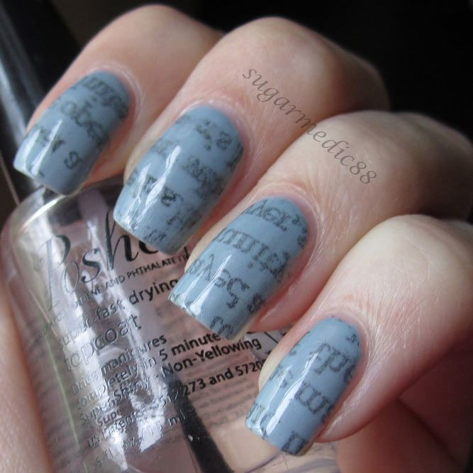 Cool Nail Designs for You to Try ★ See more: https://naildesignsjournal.com/cool-nail-designs-try/ #nails