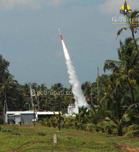 sriharikota satellite research center