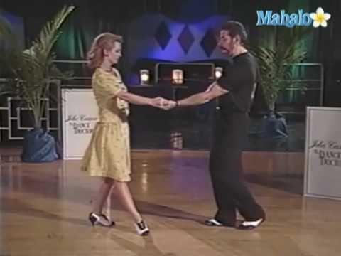 how to swing dance basics