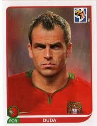 Image result for 2010 panini portugal duda