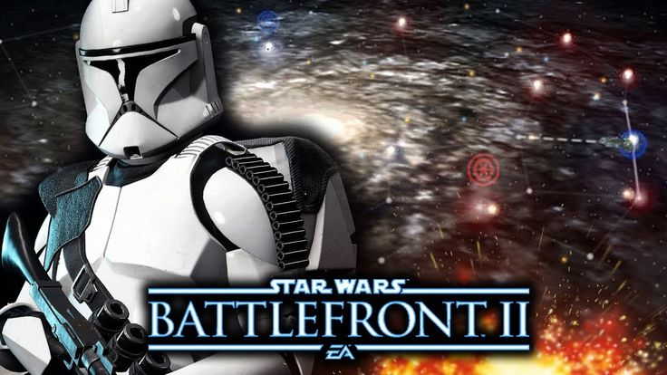 Star Wars Battlefront 2 - Galactic Conquest. Galactic Conquest is a turn based strategy mode in which players fight for control of the galaxy. This game mode is present within the original Battlefront games, but not the DICE remake.