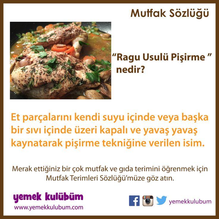 Anlamını bilmediğiniz ve merak ettiğiniz Mutfak ve Gıda terimleri Yemek Kulübüm'de http://yemekkulubum.com/kategori/mutfak-ve-gida-terimleri-sozlugu #et #sıvı #teknik #pişirmek #yemek #tarif #yemektarifi #yemektarifleri #yemekkulubum #sözlük #mutfaksözlüğü #nedir #nedemek #anlamı #mutfakölçüleri #ölçüler #püfnoktaları #püfnoktası #mutfak #pratik #mutfakişleri #evişleri #ipucu #ipuçları #pratikbilgiler