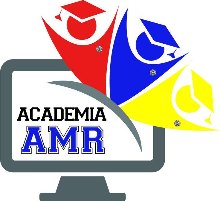 Logo de la Academia AMR...