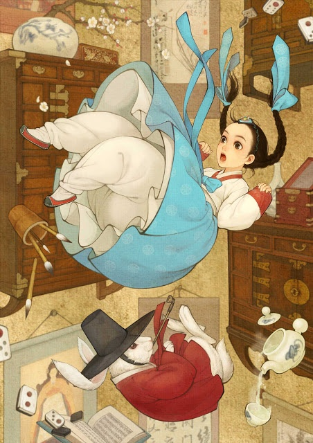 Koreanized versions of Western fairy tales