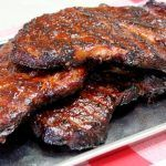 If you are looking for the perfect thing to cook in the smoker for this Labor Day, look no further than smoked pork steaks. Dry brined, seasoned with my original rub (purchase recipes here) and then smoked for about 2.5 hours. Glazing with my barbecue sauce (purchase recipes here) is optional but highly recommended. Have a great Labor Day! Get the Recipes for Jeff's Rub and Sauce You and your guests deserve the very best this Labor Day so be sure to season these pork steaks real good with...