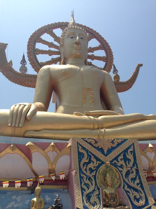Post Meet-Up #STMBKK #KohSamui #Thailand #F5Media #AffiliateMarketing #OnlineMarketing #MobileMarketing #Buddha