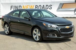 The 2016 Chevrolet Malibu Limited is among the best lease deals this month. Get one today at Graff Chevrolet!