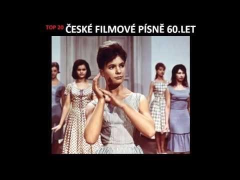 TOP 20: České filmové písně 60.let - YouTube
