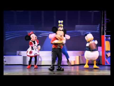 Disney Live! Mickey's Music Festival Highlights- have to find a local showing