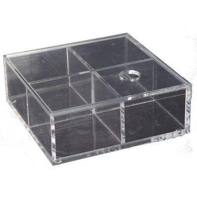 Box med lock, rum21 -Carro