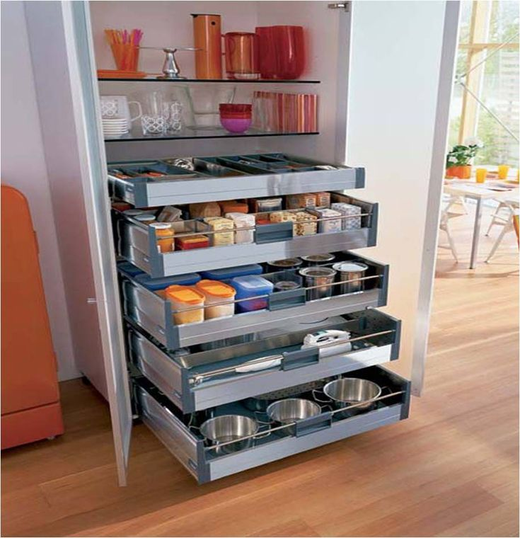 Kitchen Wall Cabinets With Drawers: Storage Images On Pinterest