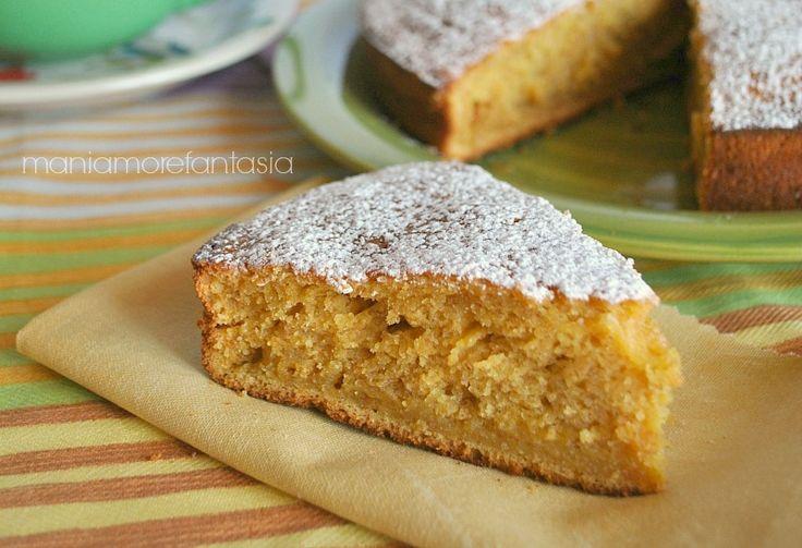 Mani amore e fantasia ha sperimentato il pan d'arancio light, una versione più leggera e con meno calorie della ricetta originale più famosa. Scopritela