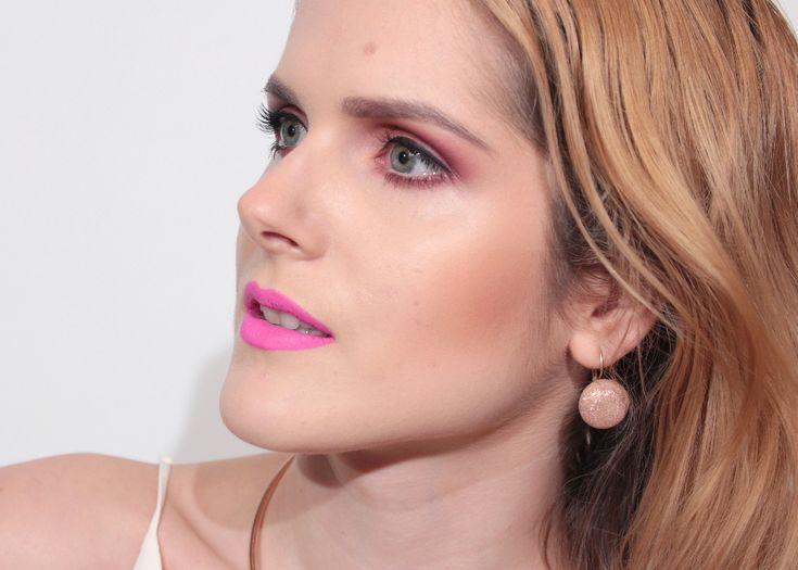 MacKarrie Beauty Style Blog: Too Faced Peaches & Cream Look #1