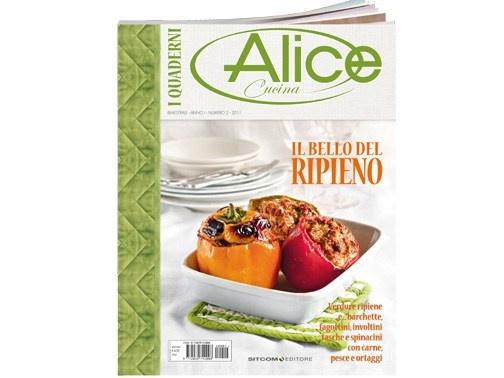 I Quaderni di Alice Cucina: Il Bello del Ripieno