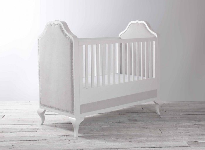 Lola Crib by Lilies and Lions | Nubie - Modern Baby Boutique