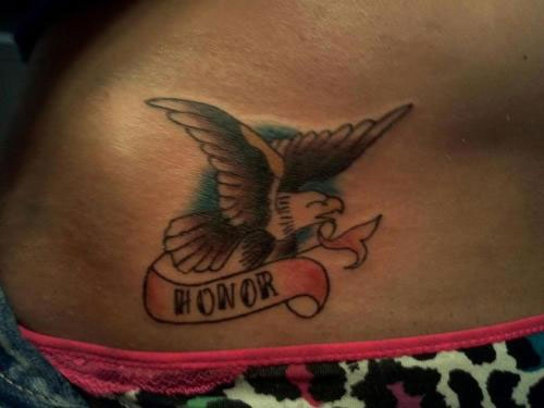 Traditional Eagle Tattoo Maybe.....looking for an Eagle like my Dad had
