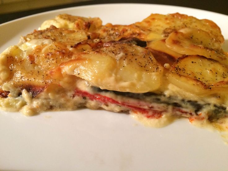 Great Vegetable flan is a simple and colorful second course!