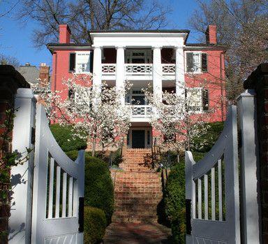Woodrow Wilson birthplace, Staunton, VA
