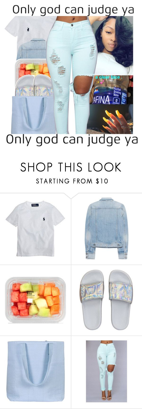 """""""Rip Jeans Contest"""" by shawtyash ❤ liked on Polyvore featuring Ralph Lauren and rag & bone"""