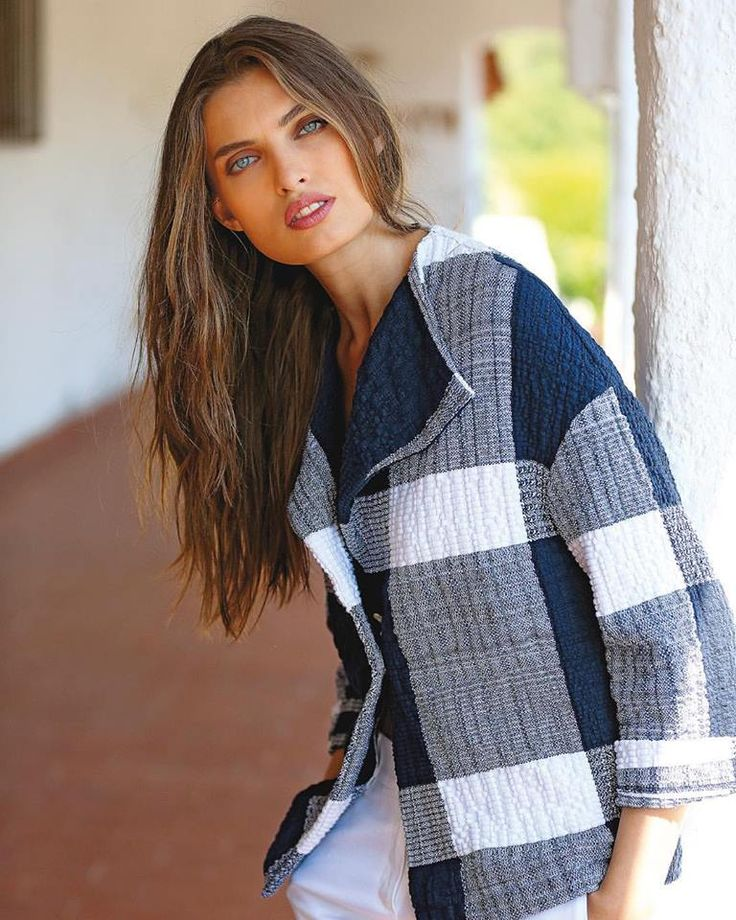 #discover @ekleofficial #jacket #magnolia and #trousers #enea in our #shops #Scopri il #giubbotto #magnolia e il #pantalone #enea nei #negozi #ekleiwantit #blue #white #shopping #ss17collection #ss17 #beautiful #iloveshopping #iwantthis #iloveit #beautiful #ekle #love #dream