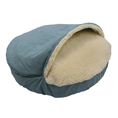 #Snoozer #Luxury #Cozy #Cave #Pet #Bed #Luxury Nesting Dog #Bed Microsuede exterior Sherpa interior https://travel.boutiquecloset.com/product/snoozer-luxury-cozy-cave-pet-bed/