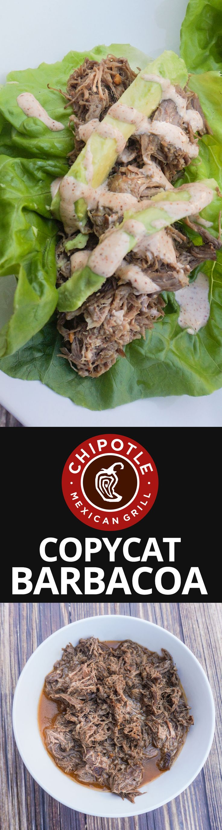 The only Chipotle Barbacoa recipe you'll ever need!