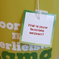 Tea Topic nummer 93 kwam vanmorgen online, het gaat over mijn favoriete seizoen!