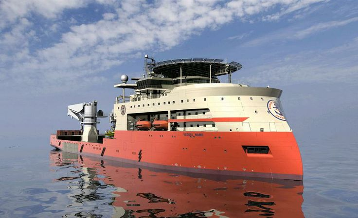 Ulstein to Build Its Largest Offshore Construction Vessel Ever