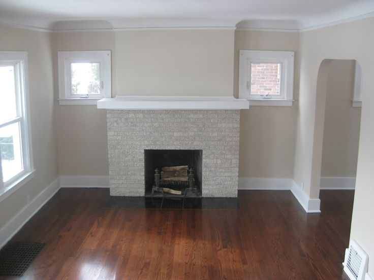 Twilight Taupe Pictures Of Brick Fireplaces