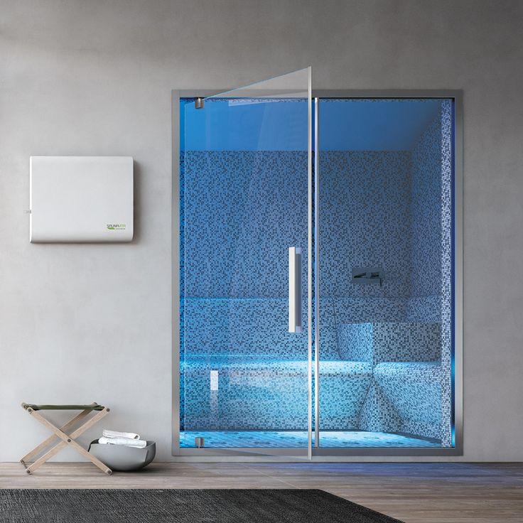 Idee Bagno Hotel: Bagno piccolo con doccia moderno prezzi economici per soggiornare. Bagno ...