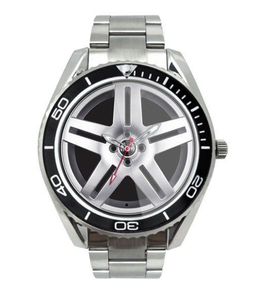 89ae2002eaf Relógio Pulso Personalizado Roda Long Beach Golf Vr6 5481