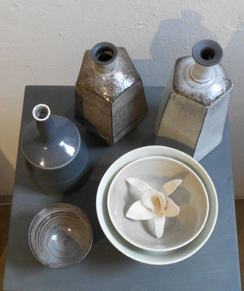 "Louise Jennings, ""a grey still life"""
