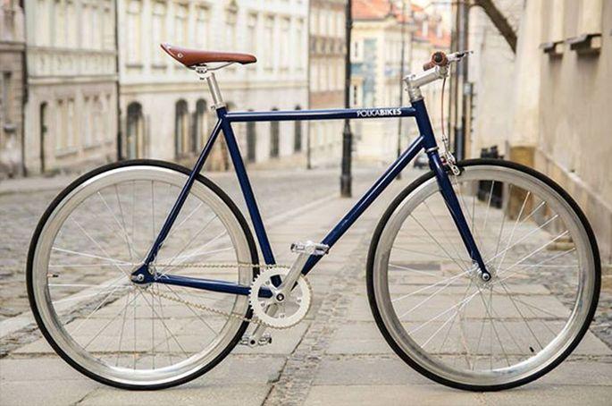Rower - najlepszy środek transportu! #warsaw #bike #rower #ostre #koło #city #miasto #minimalism #scandi