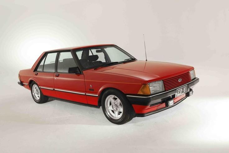 1981 XD Fairmont Ghia ESP 5.8