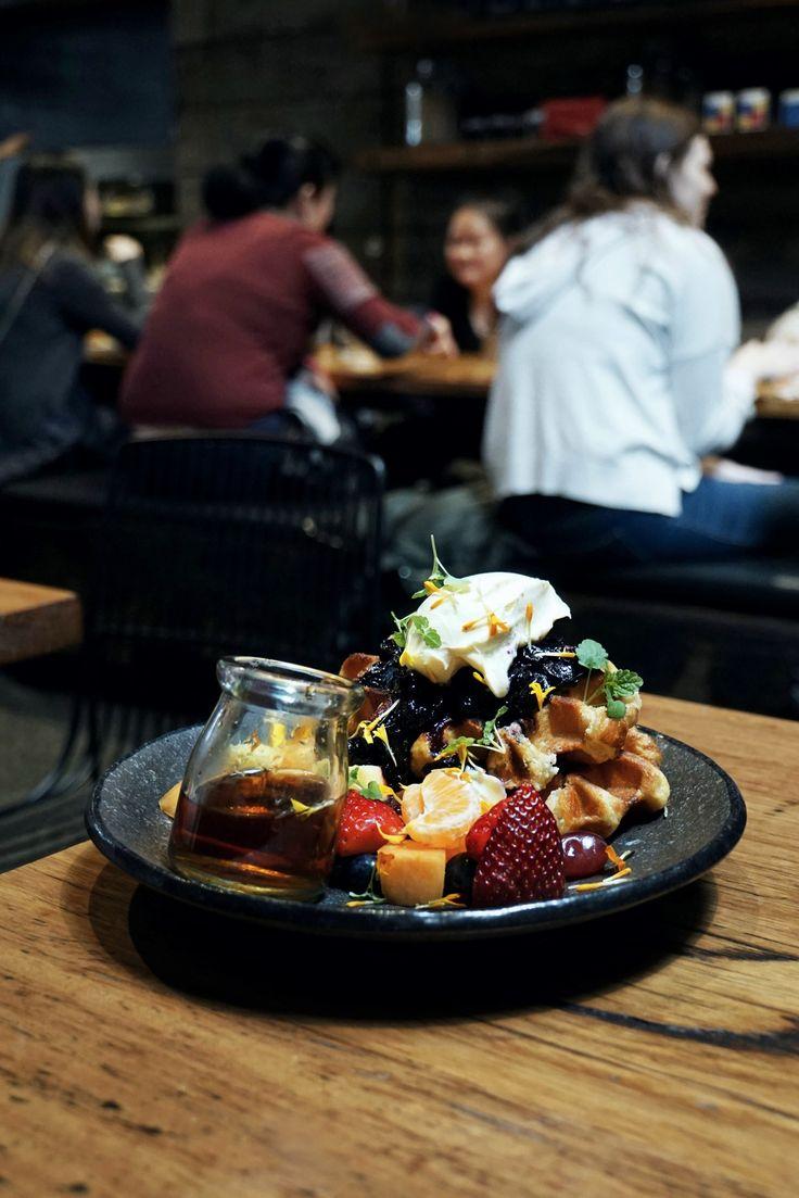 """""""Toasted Waffles"""", Journeyman, Melbourne"""