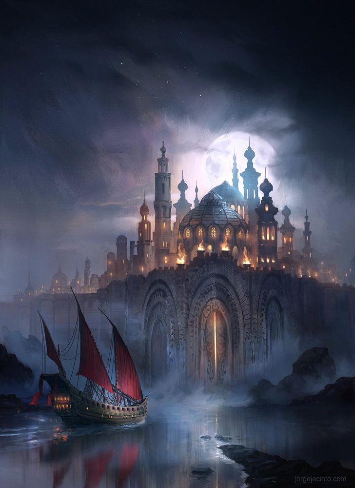 A Fire in the Heavens, Jorge Jacinto on ArtStation at https://www.artstation.com/artwork/a-fire-in-the-heavens