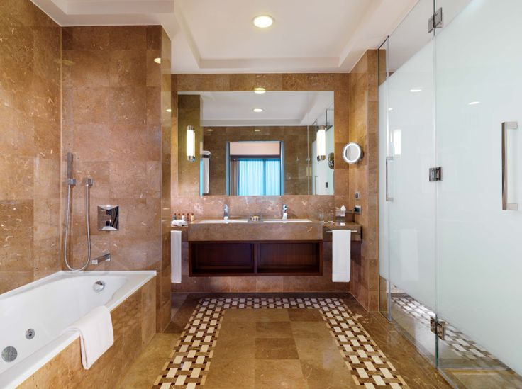 Sheraton Bursa Hotel Executive Suite Bathroom