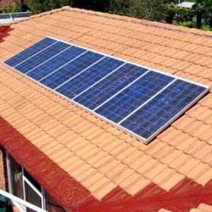 Sistema Solar Fotovoltaico 1.5 kW Mitsubishi