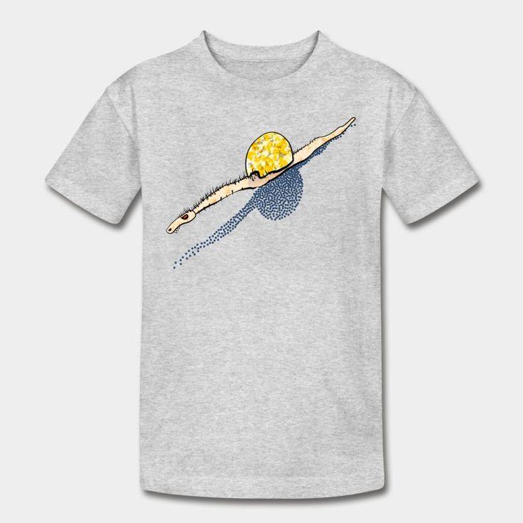 Si j'ai le temps, je me détends ! | Impression sur Tee Shirt #spreadshirt #humour