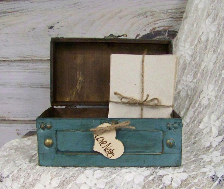 Wedding Advice Box with Note Paper, Small Card Box, Wishes Box, Note Box, Wedding Decor by sugarplumcottage on Etsy https://www.etsy.com/listing/249125860/wedding-advice-box-with-note-paper-small