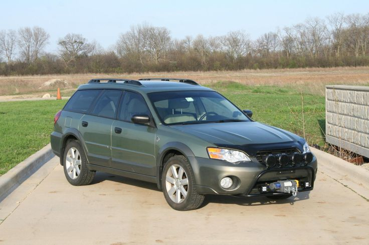 2005 Subaru Outback had one in this color.
