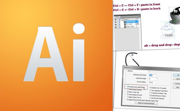 10 Tips to Improve Your Workflow and Work Faster in Illustrator