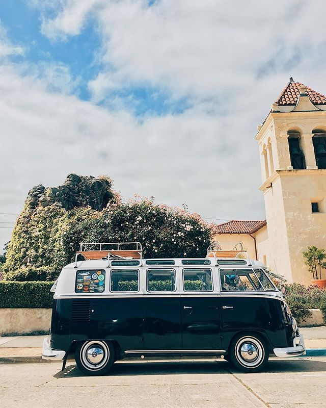 🚌#vw #vdub #volkswagen #montereybay #california #montereybaylocals - posted by Travis Modisette https://www.instagram.com/tramod - See more of Monterey Bay at http://montereybaylocals.com