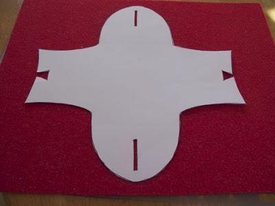 FonteMateriale occorrente:- foglio in feltro o fommy- cutterSCARICA CARTAMODELLOI materiali per realizzare questo lavoro li trovi alla Bottega delle Fate