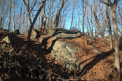 Proctor's Hill - Newly confirmed site of 19 hangings during the Salem Witch Trials. It will be interesting to watch as Salem works to honor those victims as well as their community.