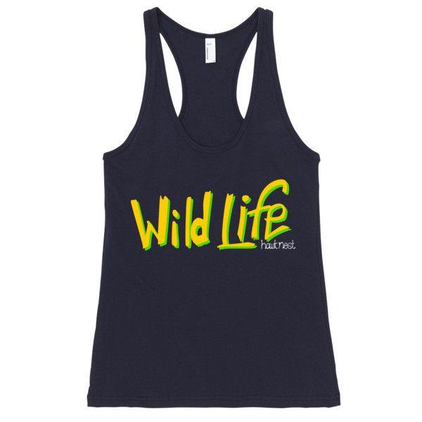 Wild Life Women's tank top