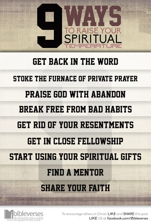 This cold, dark world needs fervent Christians who have reached the boiling point of spiritual passion.