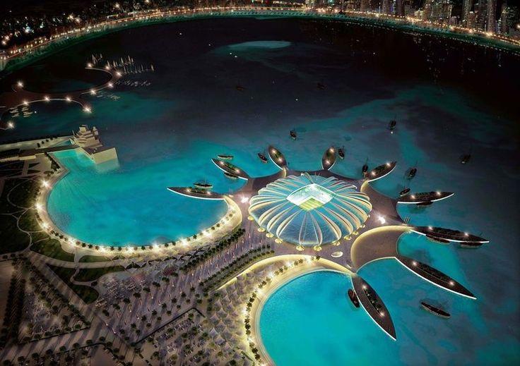 Voetbalstadion Qatar